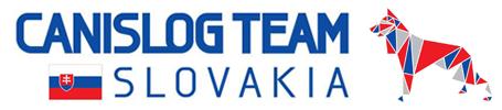 Výcvik psov, Hotel pre psov, Kynologicky e-shop – Canislog, Poprad Logo